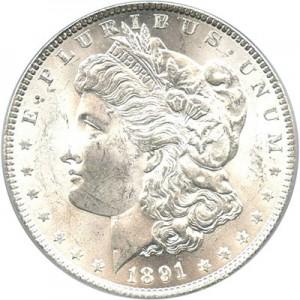 1891 Morgan Silver Dollar Value Jm Bullion