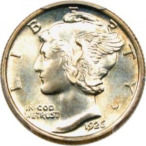1926 Mercury Dime Value Jm Bullion