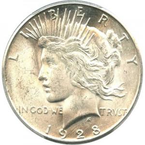 1928 Peace Dollar Value Jm Bullion