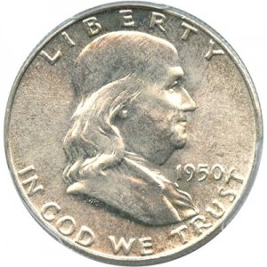 1950 Franklin Half Dollar Value Jm Bullion