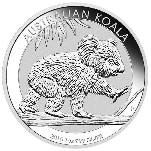 Buy 2016 1 Oz Australian Silver Koalas Online L Jm Bullion