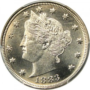 V Nickel 1883 1913 Value Jm Bullion