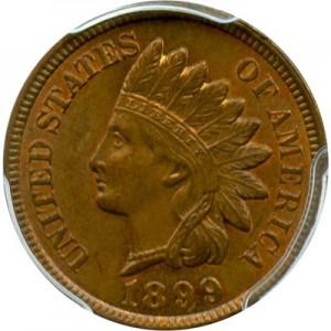 1899 Indian Head Penny Value Jm Bullion