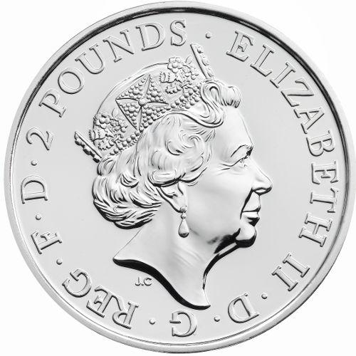 Buy 2016 1 oz British Silver Monkey Coins Online ( 999 l JM