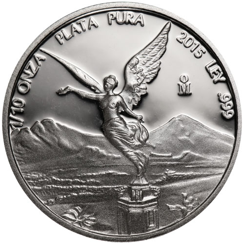 Buy 2015 1 10 Oz Proof Mexican Silver Libertads Online L