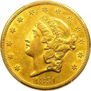 Liberty 20 Gold Coin 1839 1908 Value Jm Bullion