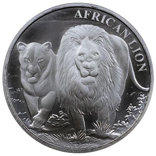 Buy 2016 Congo Silver African Lion Coins Online 166 Jm Bullion