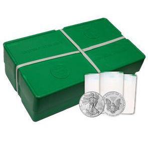 Buy 2016 American Silver Eagle Monster Boxes Jm Bullion