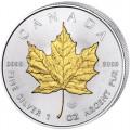 2016-silver-canadian-mapleleaf-gilded