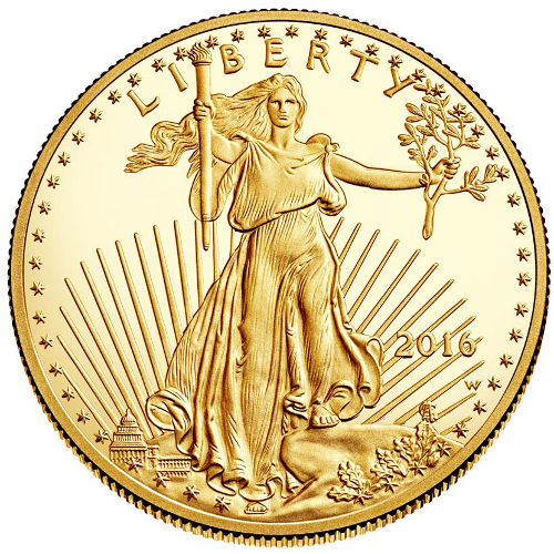Buy 2016 1 Oz Proof American Gold Eagles Online Jm Bullion
