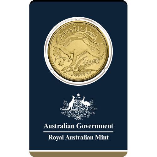 Buy 2016 1 Oz Royal Australian Mint Gold Kangaroos L Jm
