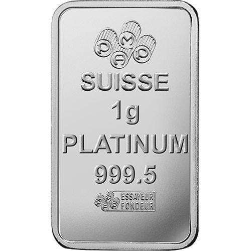 Buy 25 Gram Pamp Suisse 9995 Divisible Platinum Bars L Jm
