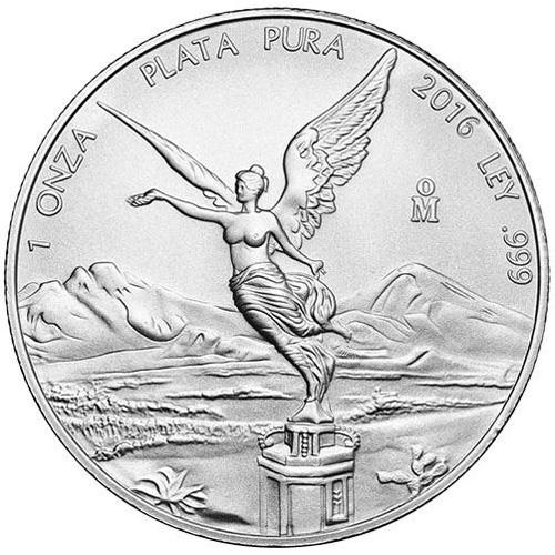 Buy 2016 1 Oz Mexican Silver Libertads Online 999 L Jm