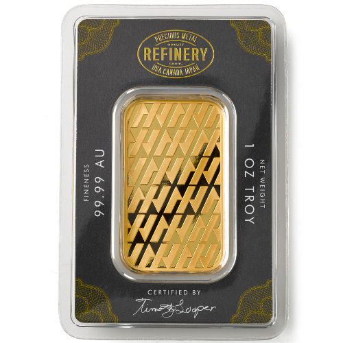 Buy 1 Oz Asahi Gold Bars Online Low Serial Numbers Jm