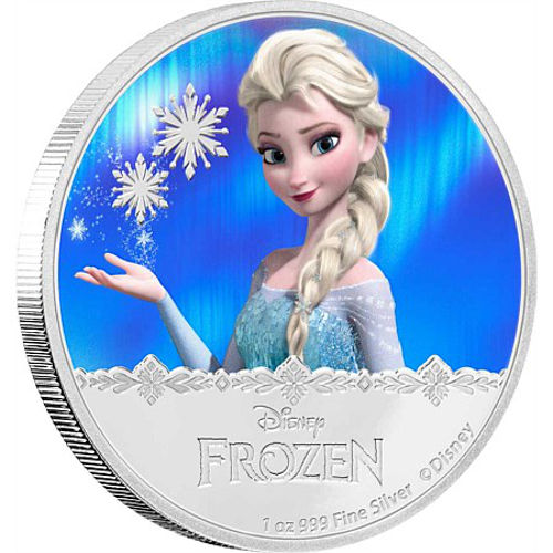 Buy 2016 1 Oz Niue Silver Disney Princess Elsa Coins L Jm