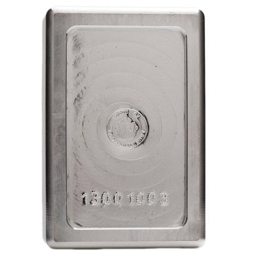 Buy 1 Kilo Patriot Metals Stacker Silver Bars Online New