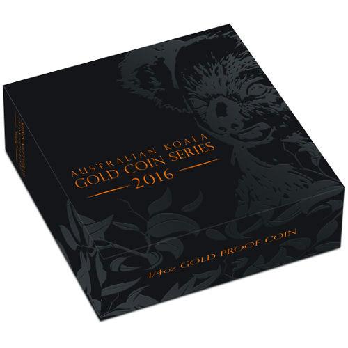 Buy 2016 1 4 Oz Proof Gold Koala Coins Online L Jm Bullion