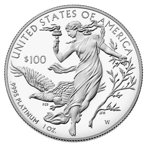 Buy 2016 W 1 Oz Proof American Platinum Eagle Coins Online