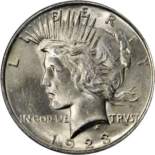 Buy Peace Silver Dollars Pcgs Ms63 1922 26 1934 35 Jm