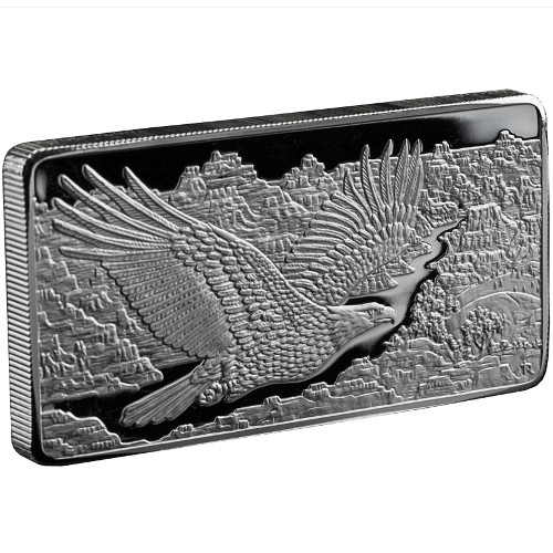Buy 10 Oz Rmc Eagle Silver Bars Online Brand New L Jm