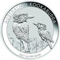 2017-1-oz-australian-silver-kookaburra-rev
