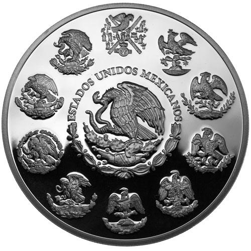 RARE 2014 Mexico 1/4 oz Gold Libertad Proof PCGS PF69DCAM- mintage ...
