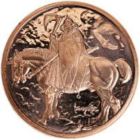1-oz-Frank-Frazetta-Legacy-Collection-Death-Dealer-Copper-Round-BACK