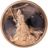 1-oz-Frank-Frazetta-Legacy-Collection-Silver-Warrior-Copper-Round-BACK