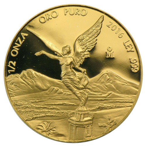 Buy 2016 1 2 Oz Proof Mexican Gold Libertads Online L Jm