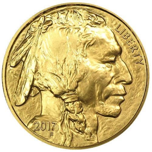 Buy 2017 1 Oz American Gold Buffalos Online Jm Bullion