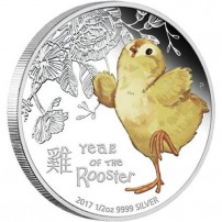 2017-1-2-oz-proof-colorized-australian-baby-rooster-silver-coin-rev