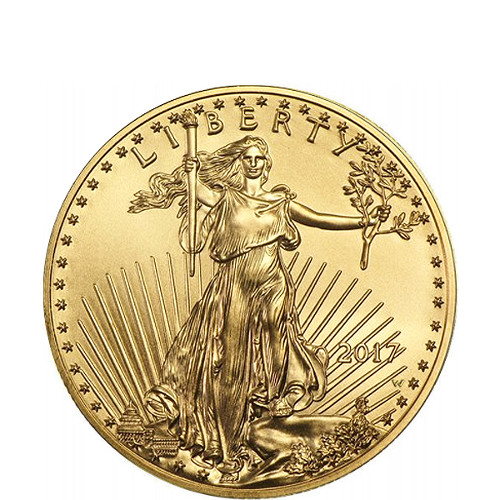 Buy 2017 1 2 Oz American Gold Eagle Coins Online Jm Bullion