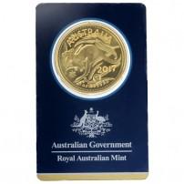 2017-1-oz-Royal-Australian-Mint-Gold-Kangaroo-Coin-BU