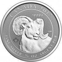 2017-3-4-oz-canadian-silver-big-horn-sheep-rp-rev