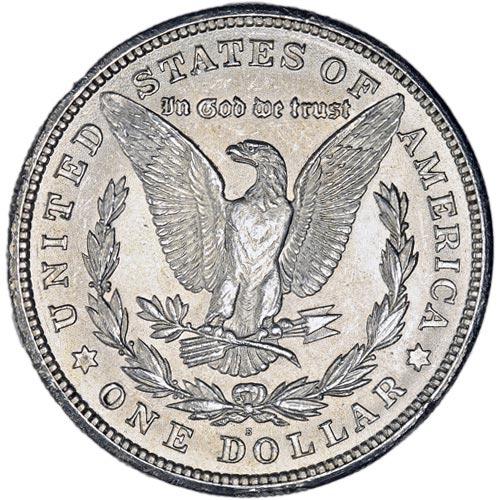 Buy 1921 Morgan Silver Dollars Online Au Jm Bullion