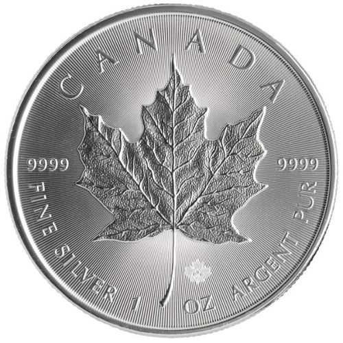 Buy 2017 Canadian Silver Maple Leafs Online Jm Bullion