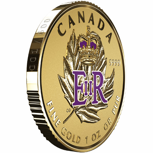 2016 Gold Maple Leaf Fractional Reverse Proof 4 Coin Sets
