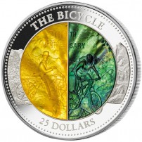 2017-5-oz-proof-cook-islands-mother-of-pearl-bicycle-silver-coin-rev