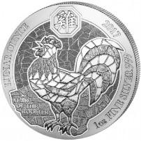 2017-1-oz-rwandan-silver-lunar-rooster-coin-obv
