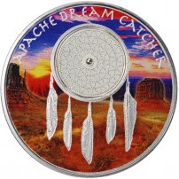 2017-1oz-Niue-Silver-Apache-Dream-Catcher-Coin