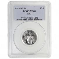 1-4-oz-American-Platinum-Eagle-Coin-PCGS-MS69-VariedYear