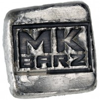 1-oz-MK-Barz-Hand-Poured-Antique-Logo-Silver-Bar