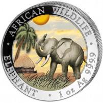 2017-1-oz-colorized-somalian-silver-elephant