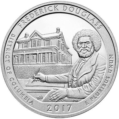2017 Atb Frederick Douglass National Historic Site Silver