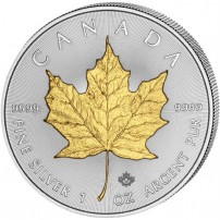 2017-canadian-silver-maple-leaf-gilded