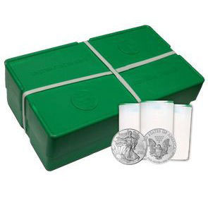 Buy 2017 American Silver Eagle Monster Boxes Jm Bullion