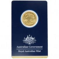 2017-1-4-oz-Royal-Australian-Mint-Gold-Kangaroo-Coin-BU