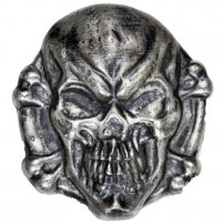 3-oz-MK-Barz-Hand-Poured-Walk-The-Plank-Silver-Skull