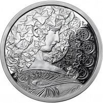 proof-mucha-collection-ivy-silver-rounds