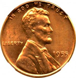 1955 Lincoln Wheat Penny Value Jm Bullion